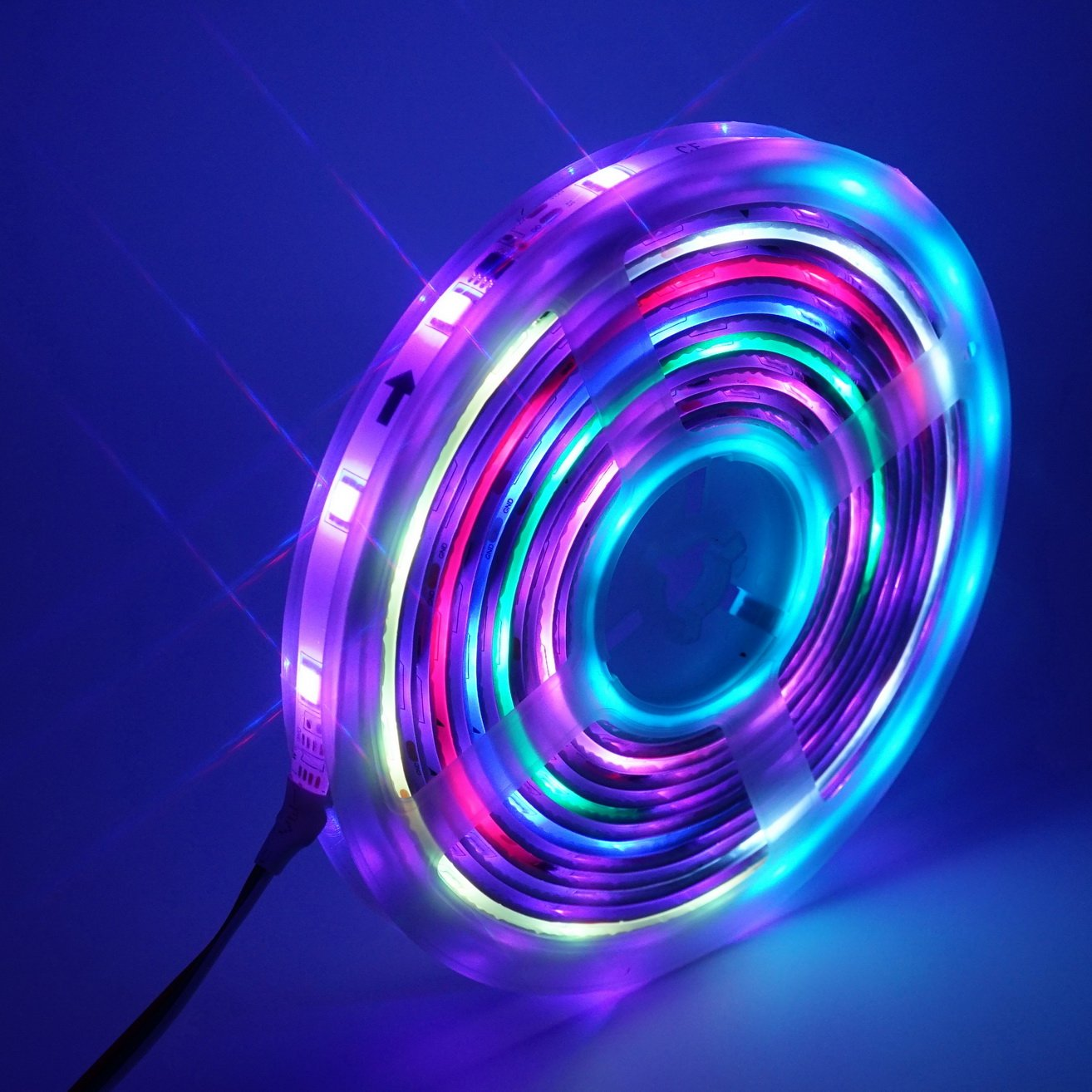Music Sync with LED Strips